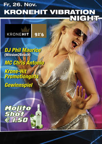 KroneHit Vibration Night