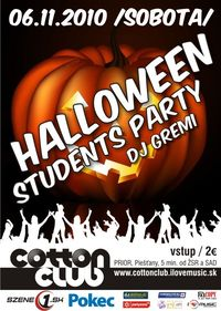 Halloween Students Party :}}