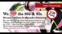 Ladies Night & Ü30-Party