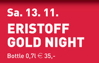 Eristoff Gold Night