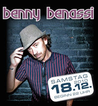 Electric city presents Benny Benassi