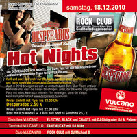 Hot Nights powered by Desperados