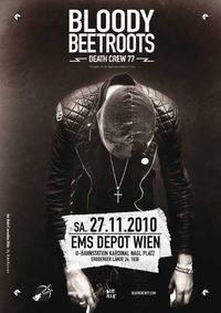 Beatpatrol pres. Bloody Beetroots death Crew 77