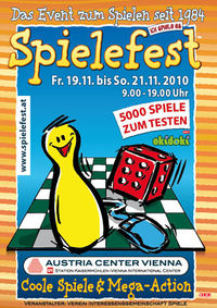 26. sterreichisches Spielefest