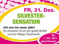Silvester-Sensation