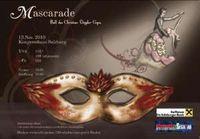 Christian Doppler Ball 2010 - Mascarade