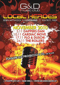 Local Heroes - Cardiac Move