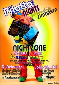 Pilotto Night´s powered by Zimtstern