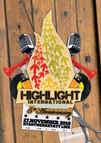 5th Anniversary of Highlight Intl
