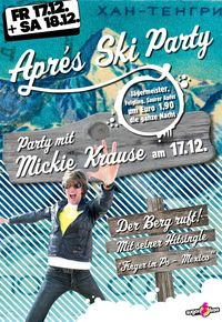 Apres Ski Party mit Mickie Krause