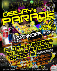 Deejay's Parade Weekend