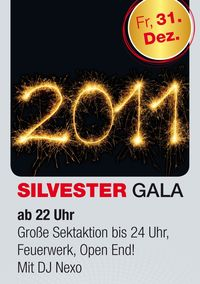 Silvester Gala