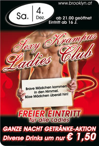 "Ladies Club ""Sexy Krampus"""