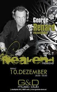 FREAKEND with George Renard