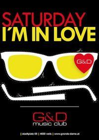 SATURDAY - i'm in love