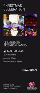 Le Méridien Christmas Celebration