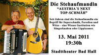Die Stehaufmandln &#34;Austrias next Top Schmh&#34;