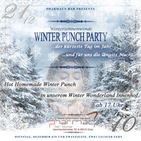 Winter Punch Party