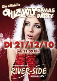 Die offizielle H-WU X-Mas Party