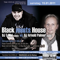 Black meets House @ Vulcano