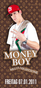 Money Boy live in der Nightzone, Der King of Swag, Tirol Premiere