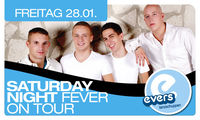 Saturday Nicht Fever on tour