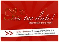 Speed Dating mit OneTwoDate