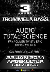 Trommel&Bass feat. Total Science & Audio