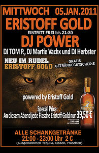Eristoff Gold - DJ Power