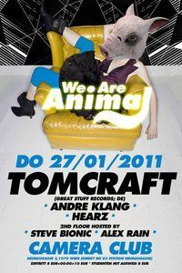 we.are.animal:tomcraft