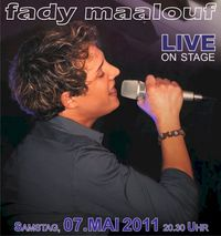 Fady Maalouf LIVE ON STAGE