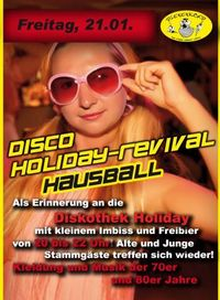 Hausball: Disco Holiday Revival