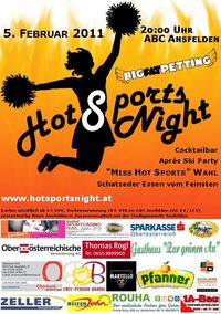 Hot Sports Night