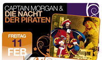 Captain Morgan & die Nacht der Piraten