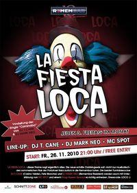 La Fiesta Loca@Remembar - Marcelli