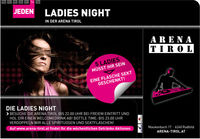 Ladies-Night @ Arena Tirol