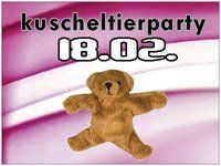 Kuscheltierparty