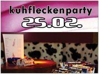 Kuhfleckenparty