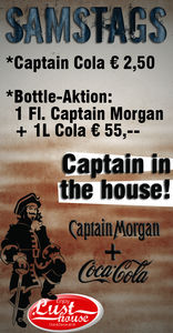 Captain in the house!
