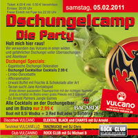 Dschunglcamp @ Vulcano