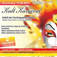 Kult Karneval @ Vulcano