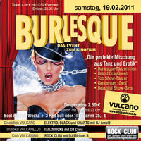 Burlesque @ Vulcano