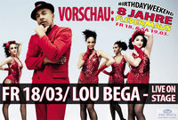 Lou Bega - live on Stage