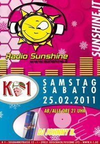 K1 - Radio Sunshine Live Übertragung with Johnny B.