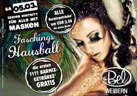  Hausball @ Disco Bel!