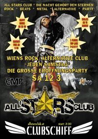 All Stars Club - Opening