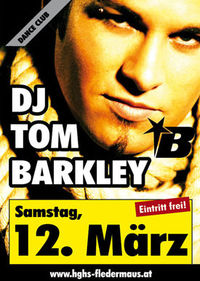 Dj Tom Barkley
