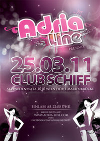 Adria Line Party