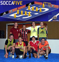 Szene1 Indoor Soccer - join it!