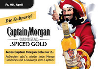 Captain Morgan - Die Kultparty